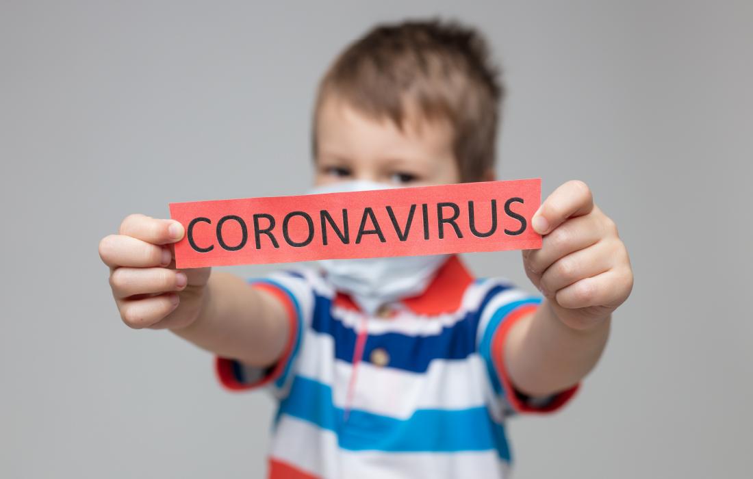 Un enfant qui se questionne sur le coronavirus. Comment lui expliquer sans lui faire peur ?